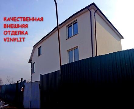 Всеволожский район, п. Романовка, Гаражный проезд, Дом 215 м на . - Фото 3