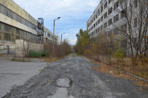 Продам производственно-складскую площадку 58 500 кв.м. - Фото 4