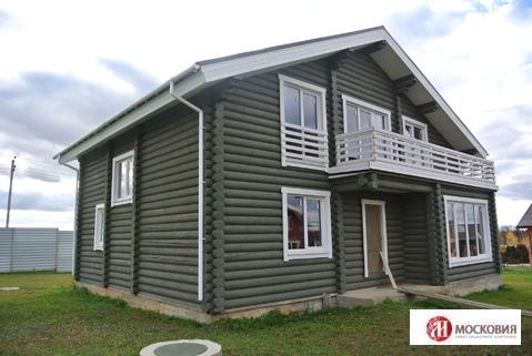 Деревянный дом 210 кв.м. Новокаширское шоссе - Фото 1