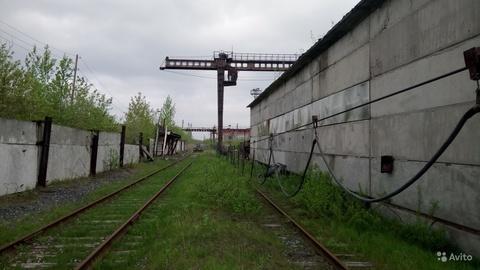 Складская база с козловыми кранами. Качканар (Свердловская область). - Фото 3