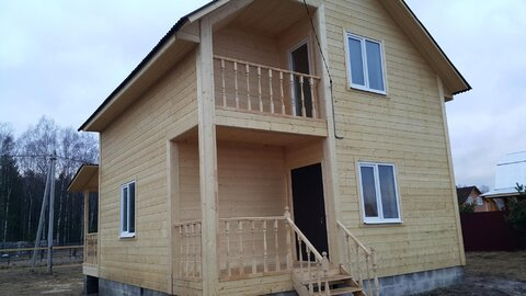 Новый дом в деревне для круглогодичного проживания - Фото 1