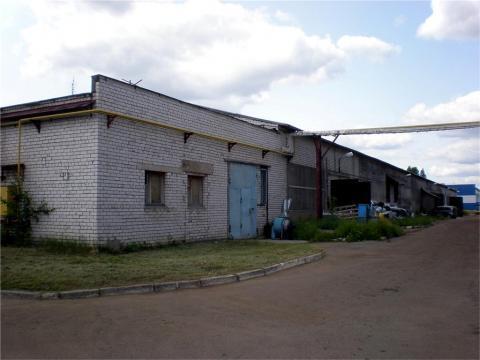 Продам производственный комплекс 5210 кв.м. - Фото 5