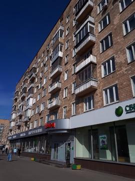 Ленинский проспект дом 89/2, 2-комнатная квартира 45 кв.м. - Фото 1