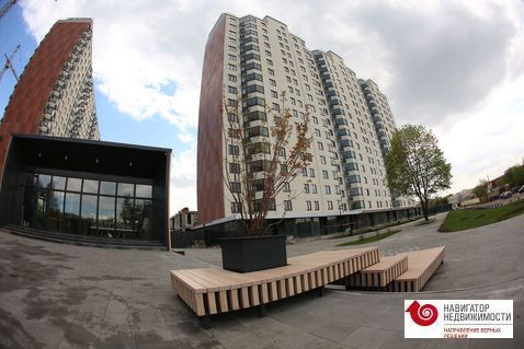 Продается 3-комн. квартира 81,05 кв м. ЖК «Кварталы 21/19» - Фото 2