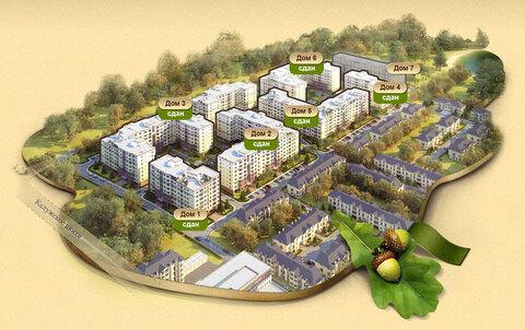 Продажа квартиры, п. Сосенское, дер. Сосенки, ул. Ясеневая - Фото 1