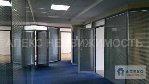Аренда офиса 445 м2 м. Калужская в бизнес-центре класса В в Коньково - Фото 1