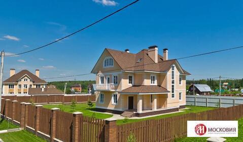 Кирпичный коттедж 360м2, участок 15 соток, Москва, 25 км от МКАД. - Фото 5