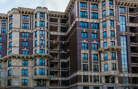 "152 кв.м,6этаж, 8секция, ЖК ""Royal House on Yauza"" - Фото 5"
