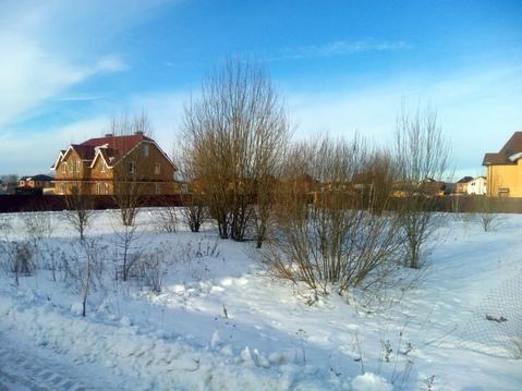 Продается участок 15 соток в с. Вельяминово, Домодедовский р-н, 45 км. - Фото 3