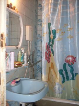 Комната с ремонтом в чистой квартире -15 мин от метро Домодедовская - Фото 4