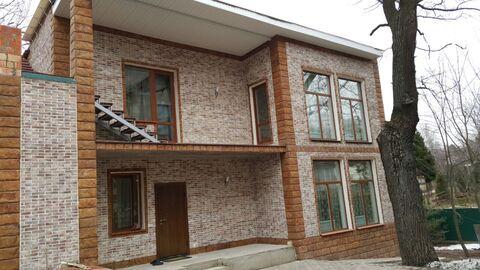 Аренда нового дома в стиле Шале рядом с Москвой - Фото 1