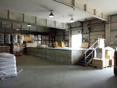 Сдам складское помещение 1401 кв.м, м. Бухарестская - Фото 3