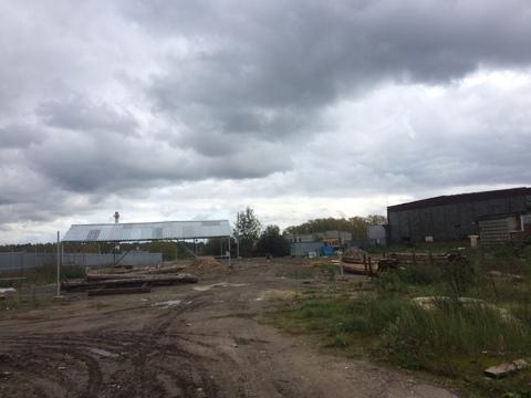 Аренда земельного участка с производственно-складским помещением - Фото 2
