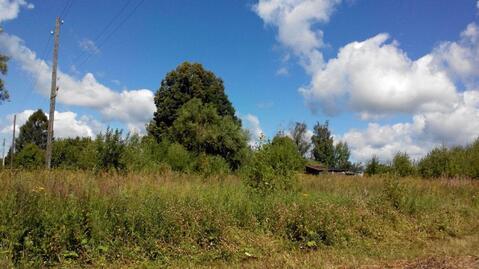 Участок 16 соток (ИЖС) в дер. Кунятиха Ивановской области - Фото 1