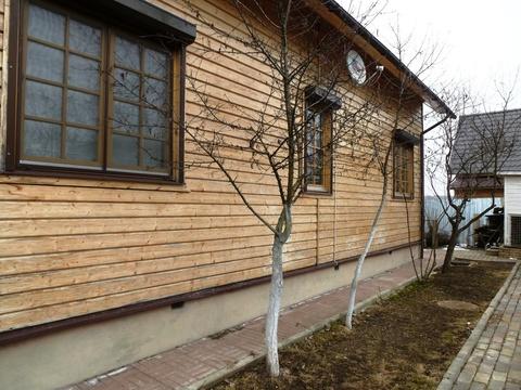 Дом 180 м2 на участке 18 соток д. Юсупово - Фото 2