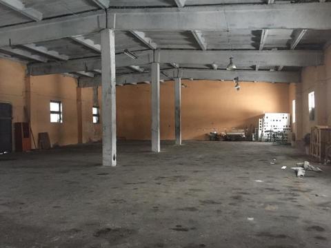 Сдам производственно-складское помещение в Юрьевце - Фото 1