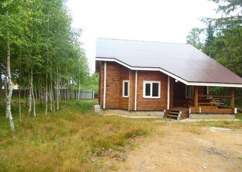 Новый загородный дом под ПМЖ (все коммуникации+прописка). - Фото 5