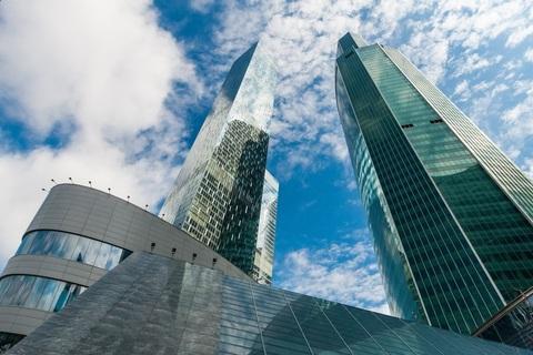 Офис класс А в Москва Сити - Фото 4