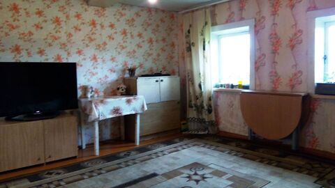 Дом 49 м2, д.Петровка, г. Кемерово - Фото 1