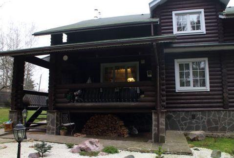Деревянный коттедж в Хотьково на 15 человек - Фото 3