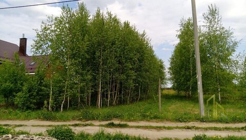 Купить участок в Артемьево, Домодедовский район Московской области - Фото 1