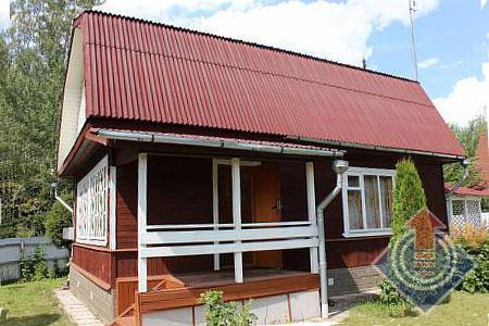 Дача из бревна в СНТ Родники у д. Мерчалово - Фото 2
