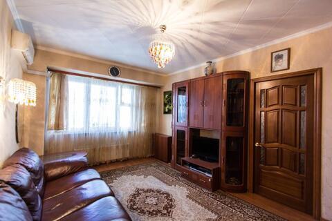 Трехкомнатная квартира около сквера, ул Братская 25 к 2, Новогиреево - Фото 1