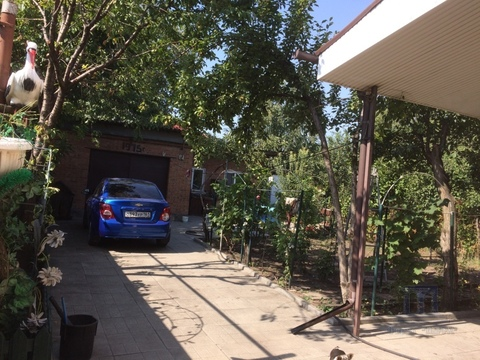 Ростов на Дону, крепкий и кирпичный дом с гаражем - Фото 4