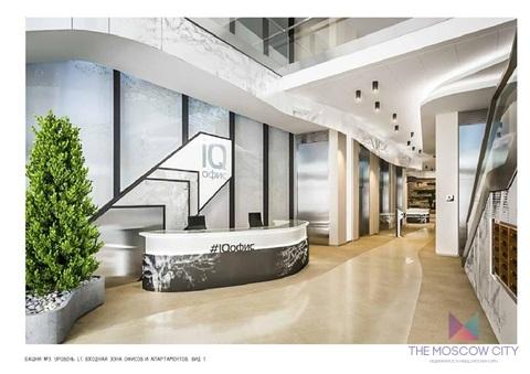 3 Продажа офис башня iq 2422 кв.м. - Фото 1