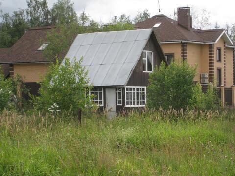 Продам дачу80м.кв. на участке 10сот. в дер. Дешино, Новая Москва - Фото 1