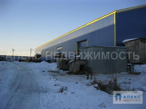 Продажа помещения пл. 972 м2 под производство, Сергиев Посад . - Фото 1