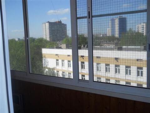 Двухкомнатная квартира 50кв.м Рязанский проспект - Фото 5