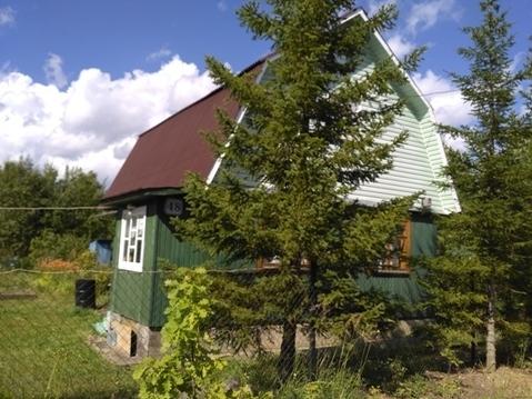 Дача на 6 сотках в СНТ вблизи д. Щелканово, Рузский район - Фото 2