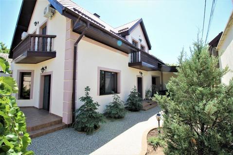 Продам великолепный дом в Симферополе, ул. Очаковская. - Фото 1