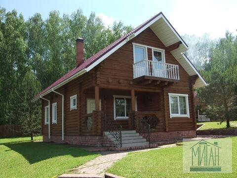 Уютный деревянный дом вблизи лесного массива. - Фото 2