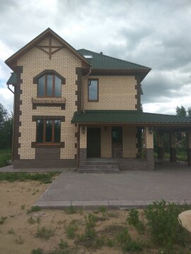 Дом в Боровой с участком 7 сот - Фото 4