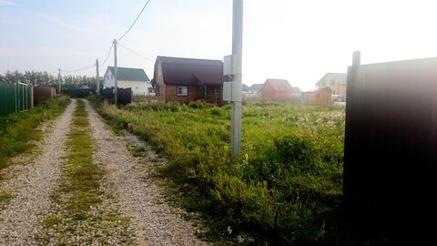 Продажа участка, Ушаковка, Заокский район - Фото 5