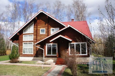 Великолепный дом на 40 сотках в Москве. - Фото 1