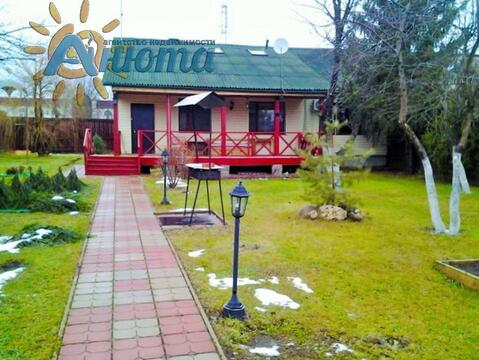 Продается дом в деревне Тростье, заповедника Барсуки Жуковского района - Фото 2