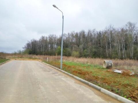 Участок 11 сот кп Синергия 12 км Киевское Калужское шоссе - Фото 2