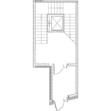 Торговое помещение 366.67 кв.м, м.Ботанический сад - Фото 2