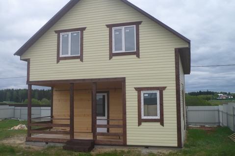 Дом в красивом месте около озер и леса со всеми коммуникациями - Фото 4