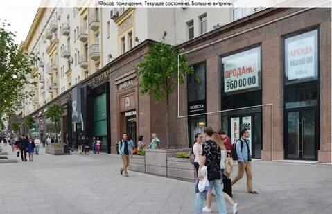 Продажа арендного бизнеса 173,7кв.м, Тверская ул 4 - Фото 5