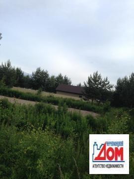 29 соток д. Городище, собс-ть, забор, 30 квт, 300 м от водохранилища - Фото 2