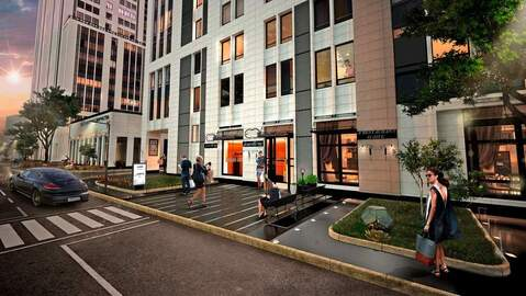 Продаются 3 комн. апартаменты в ЖК Match Point - Фото 3