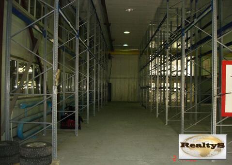 Сдается отапливаемое складское помещение 1000м2 - Фото 1