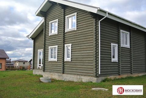 Деревянный дом 210 кв.м. Новокаширское шоссе - Фото 2