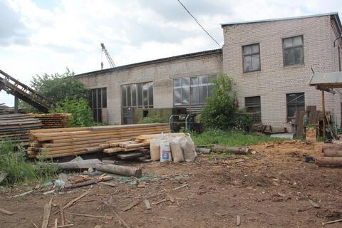 Продам производственное здание 600 кв.м. на участке 0.9 га. - Фото 1