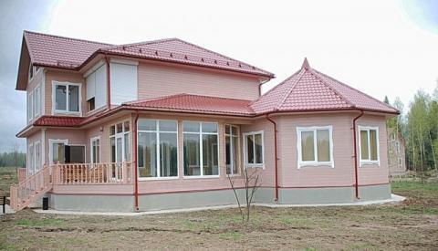 Двухэтажный коттедж площадью 300 кв по Новорижскому шоссе - Фото 2