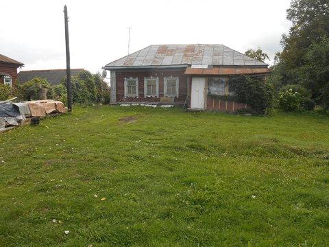 Дом Алексинский р-н д.Новое Клейменово - Фото 1